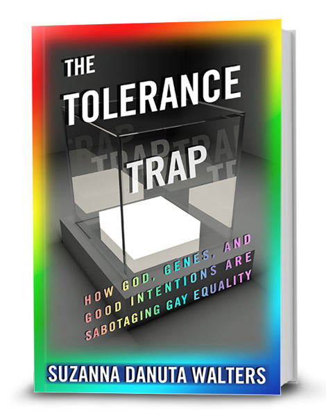 Book Cover: The Tolerance Trap